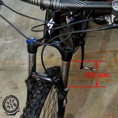 120 mm suspension mtb