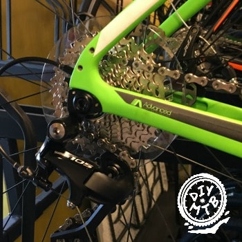 MTB Maintenance Rear Cassette