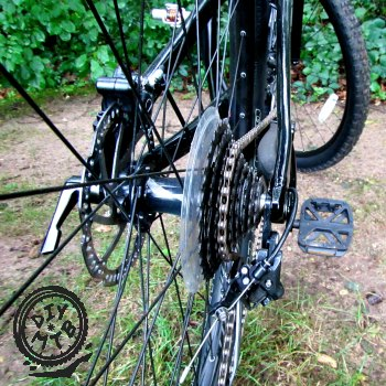 Mountain Bike Maintenance for Drive Train