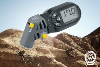 Mountain Bike Tire Gauge