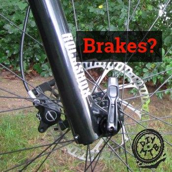 Wet MTB Brakes