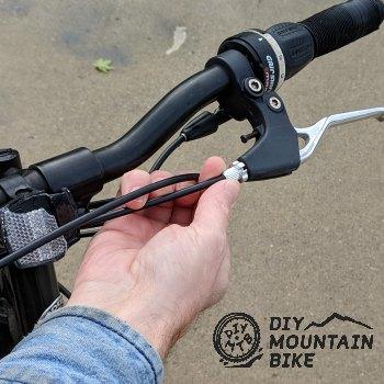 adjust mongoose brake lever