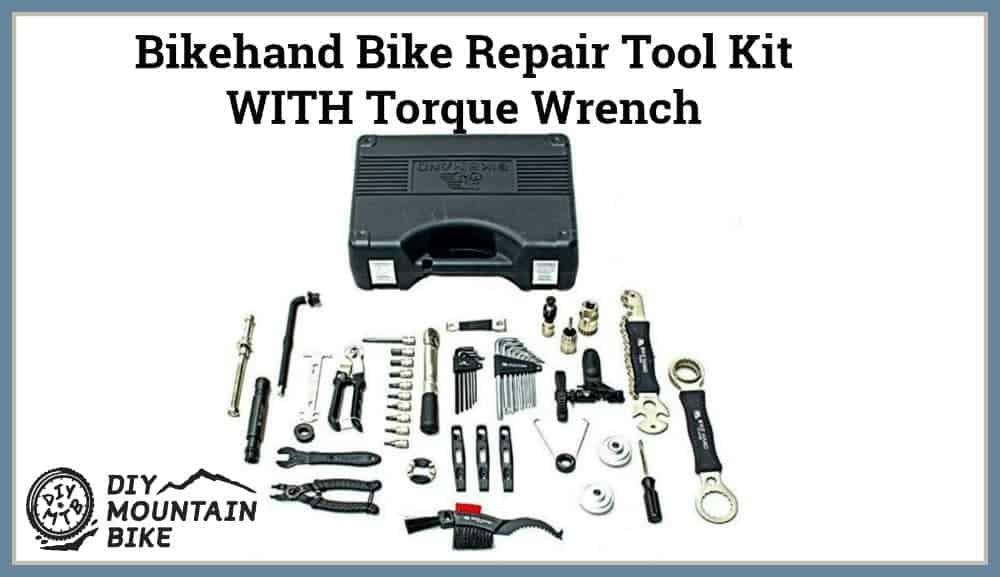 Bikehand Bike Repair Tool Kit