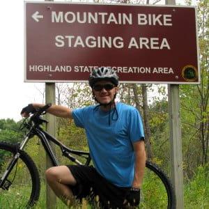 DIY Mountain Bike About