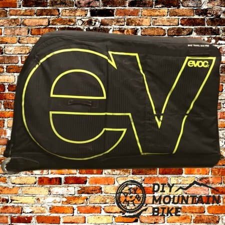 EVOC Pro MTB Bag for Travel