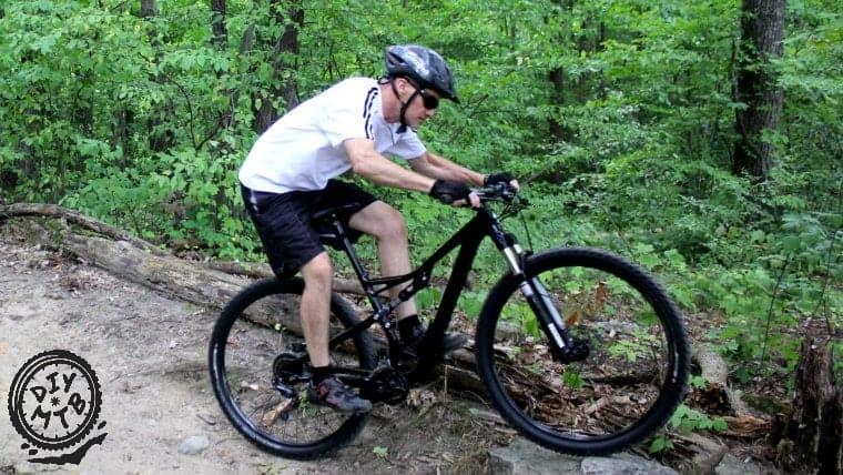MTB for older rider