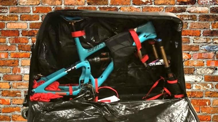 Pack MTB for Travel