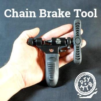 chain brake tool
