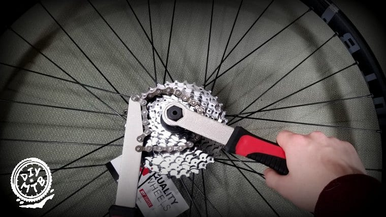 How to Install MTB Cassette