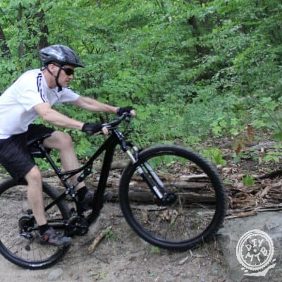 Strength Building While MTB