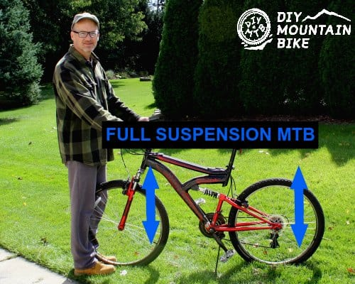 Full Suspension MTB