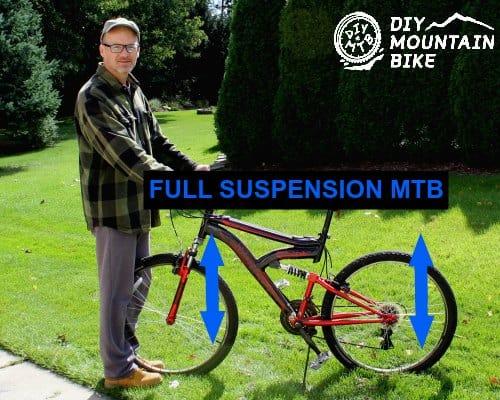 Full Suspension MTB