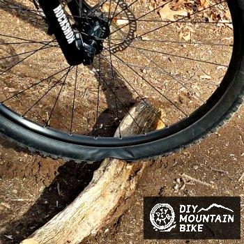 MTB Tire Pressure Too Low