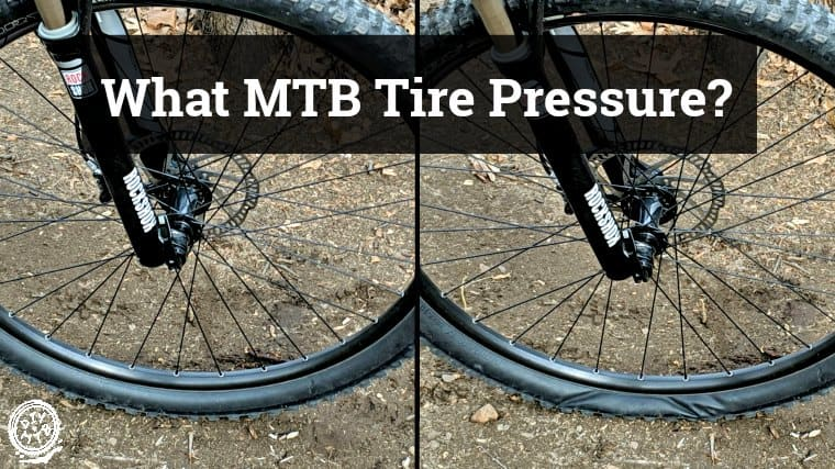 What MTB Tire Pressure