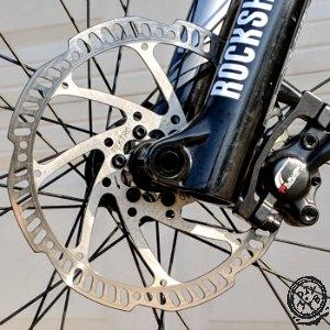 Disk Brakes on MTB and Hybrid Bikes