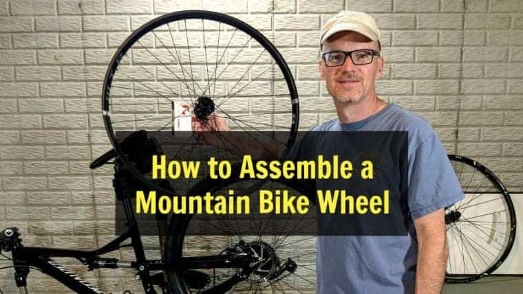 How to Assemble a Mountain Bike Wheel