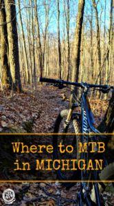 Where to MTB in Michigan