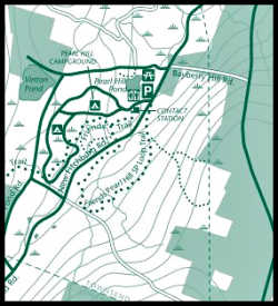 Pearl Hill MTB Trail Map
