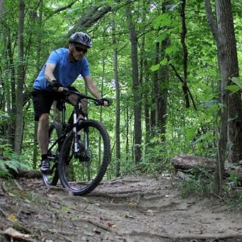 Riding Mountain Bike Trails in New Hampshire