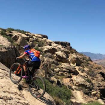 Mountain Bike Whole Enchilada MTB Trail