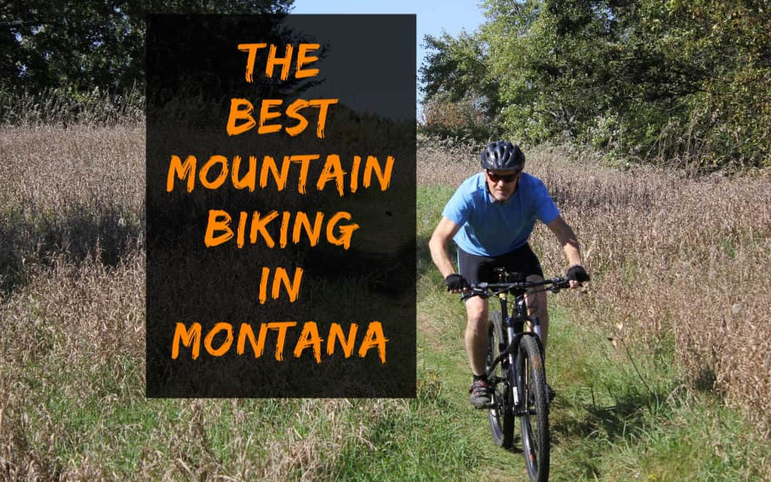 Mountain Bike in Montana