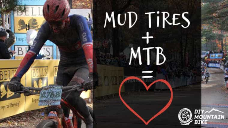 Mud Tires for MTB