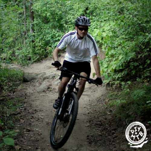 Mountain Biking with Prescription Glasses