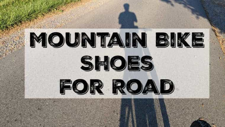 Use MTB Shoes for Road