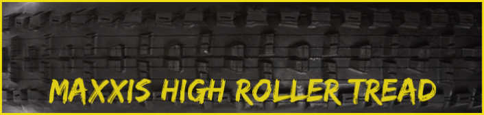 Maxxis High Roller Tread