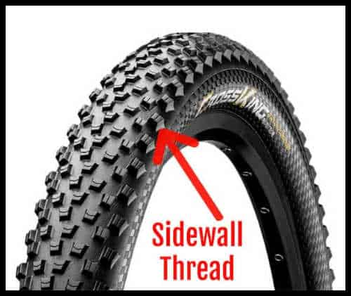 Cross King Side Tread