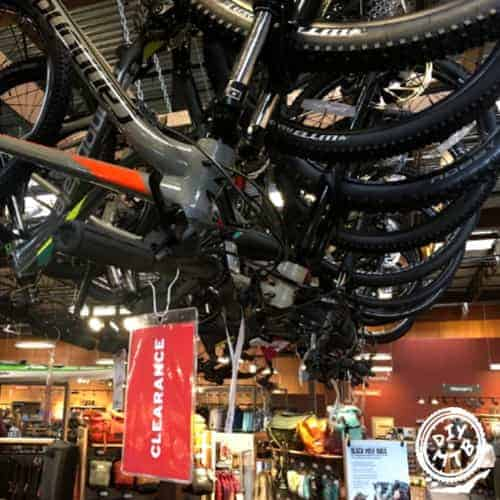 How Much for a Mountain Bike