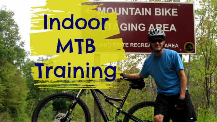 Indoor Mountain Bike Training