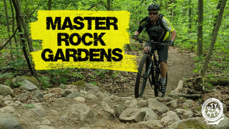 How to Ride a Rock Garden on a Mountain Bike