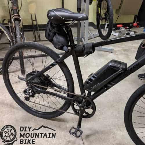 E Bikes on Wyoming Trails