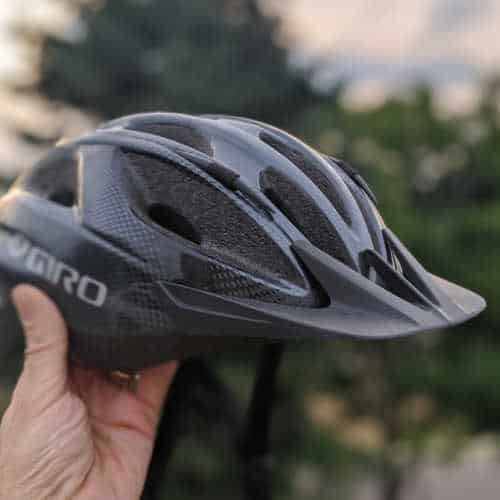Mountain Bike Helmet Visors
