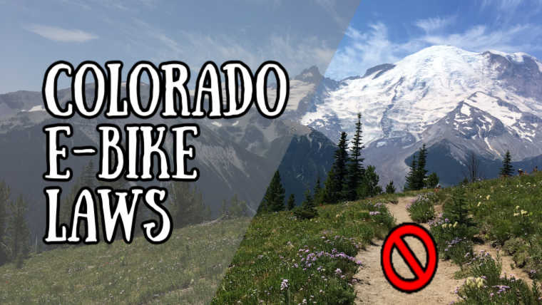 Are E-Bikes Allowed on Colorado Trails? [Learn the Laws]