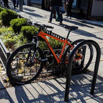 Mountain Bike for Commuting