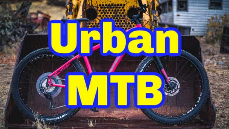 Urban Mountain Biking [Getting Out in the City]