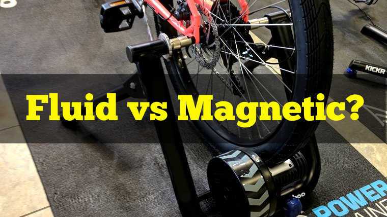 Fluid vs Magnetic Bike Trainers (Which is Best?)