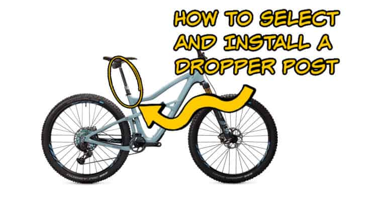 Mountain Bike Dropper Posts