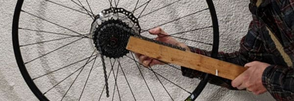 DIY Chain Whip for MTB Cassette Removal