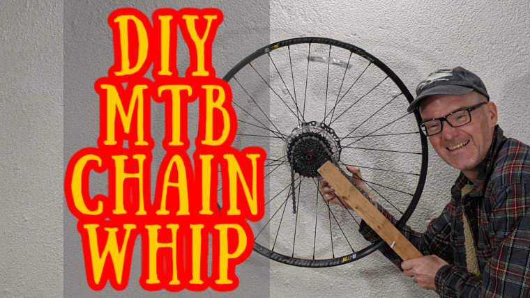 DIY Mountain Bike Chain Whip and Cassette Removal
