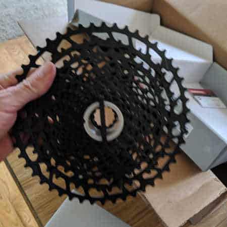 Mountain Bike Cassette Removal