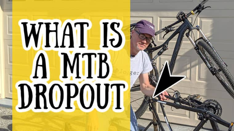 What Is a Mountain Bike Dropout? (Complete Guide)