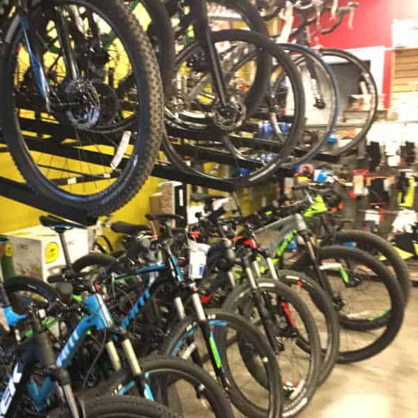 Mountain Bike Shop