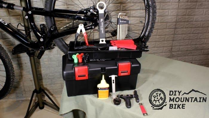 Bike Hand MTB Tool Kit