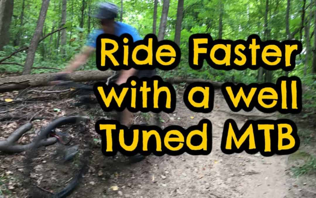 DIY Mountain Bike Tune Up (Complete Guide)