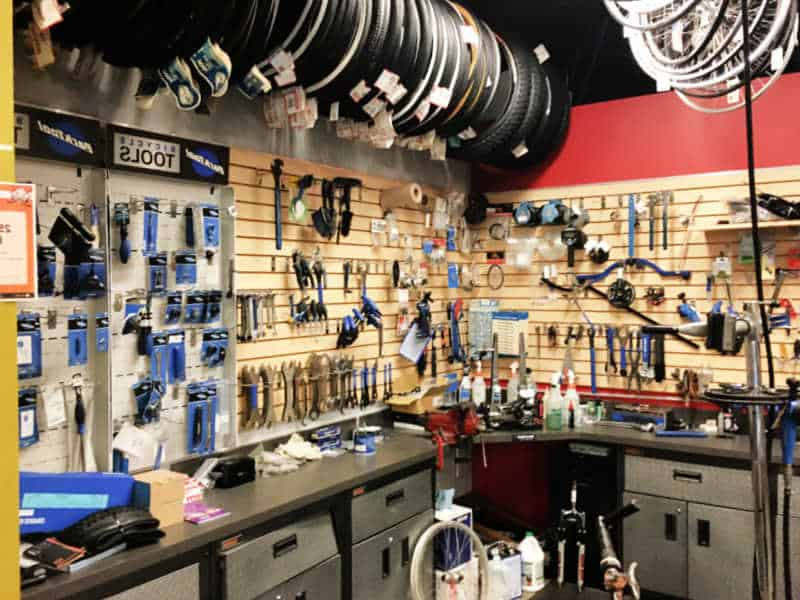 Commercial Business Repair Station