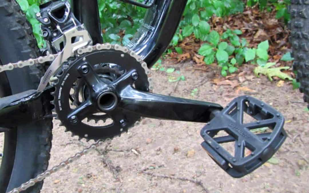 Mountain Bike Crank Arm