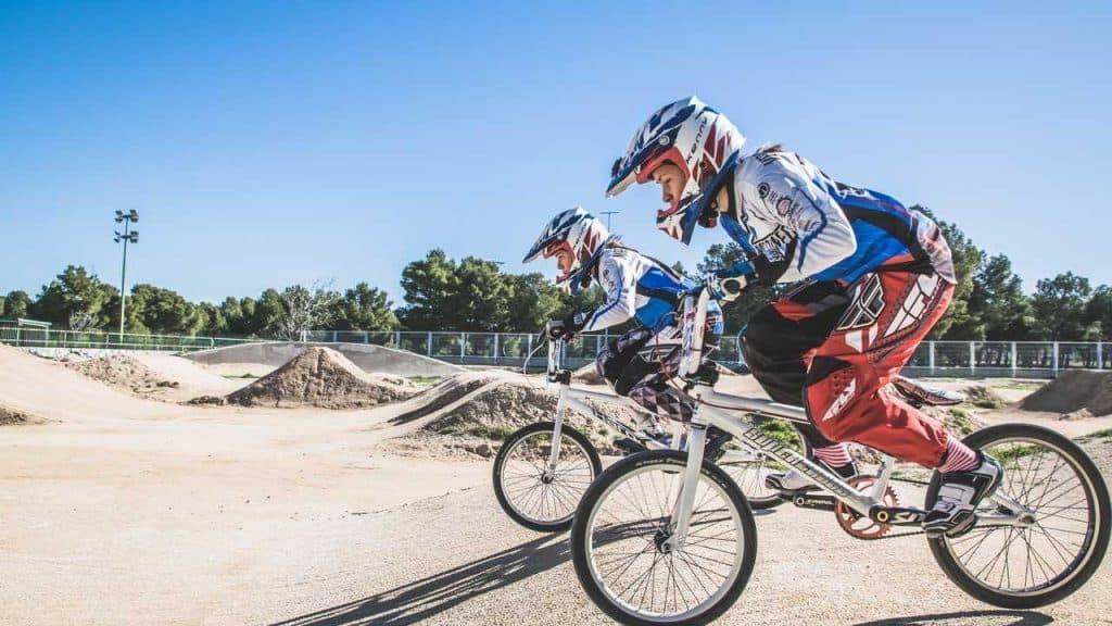 BMX Race Helmet